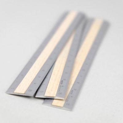 Règles bois & aluminium
