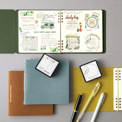 Notebook Spiral petit carreau