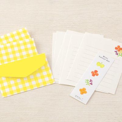 Set papiers et enveloppes